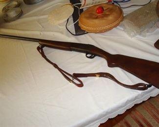 Savage 220-a 16 ga. shotgun.