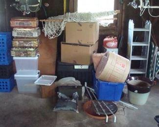 Garage stuff?