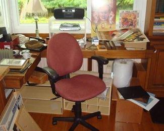 Office items.