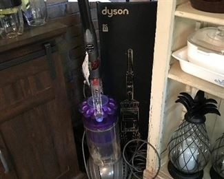 New Dyson Vacuum Cleaner
