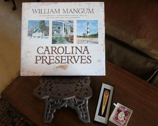 CAROLINA PRESERVES BY WILLIAM MANGUM