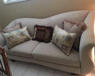 Studio 54 Atomic Style Sofa