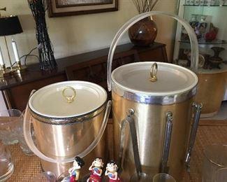 Fabulous George Briard Ice Buckets