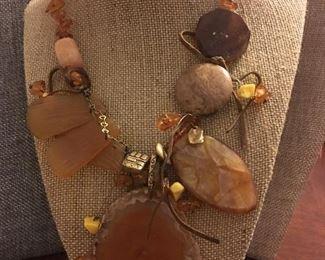 Fine Handmade Fashion Necklace