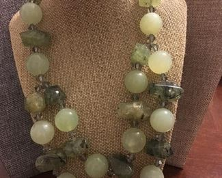 More JADE Beads - Fine Necklace!