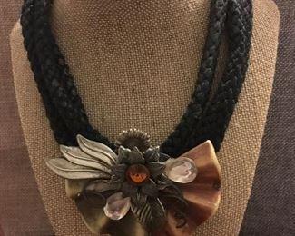 Fabulous High Fashion Statement Necklace