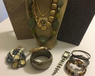 Fine Assorted Jewelry Items - MANY Fine Pieces!