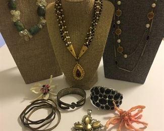 Fine Selection High Fashion Jewelry