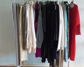 Upscale Clothing. Eileen Fisher. plus more