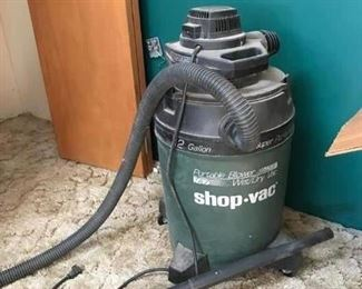 2 Gallon Shop Vac