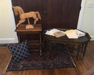 side tables, tray coffee table