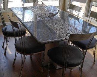 Shaver Howard dining room