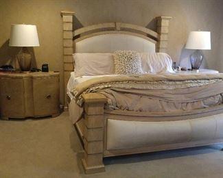 Insignia Drexel Heritage King Size bedroom set