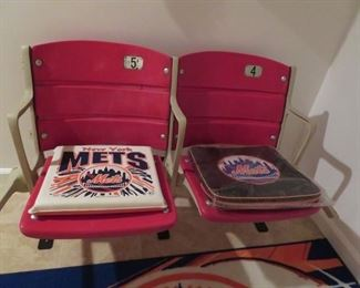 Want to own a piece of Shea Stadium?  Come to this sale and you can!