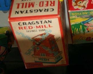 Tin Red Mill Savings Bank