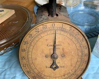 Columbia Scale