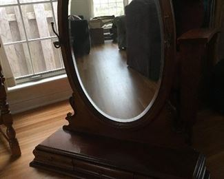 Great tabletop Vanity mirror
