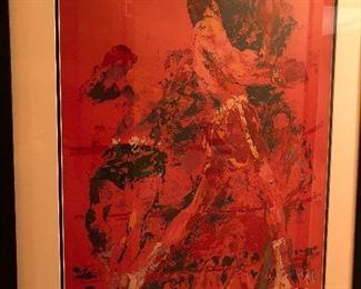 Leroy Neimann Print