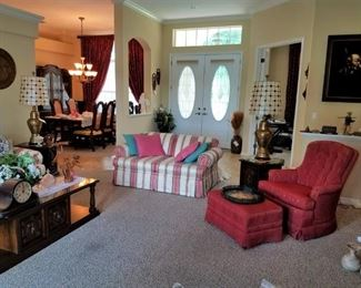 Living & Dining Room all for sale