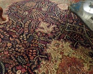 Antique Tabriz Rug, 12 ft 1in x 22ft, $6,800