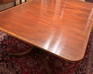 Food table? Game table? Homework Table? Make memories with this vintage table....