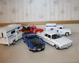 Lot of Collector Diecast Cars/Trucks