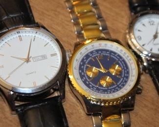 Lot of Various Watches