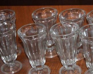 Set of 8 Sundae Glasses
