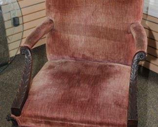 Giles Gendrey style sidechair
