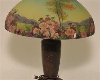 Two Handel Lamps