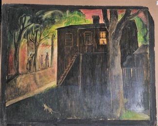 Vernon Smith Painting