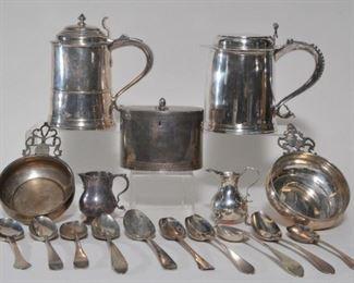 American Colonial Silver