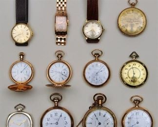 Patek, Omega, and others.