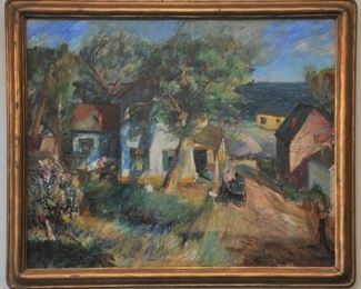 30x36 John Whorf Over 100 lots of artwork