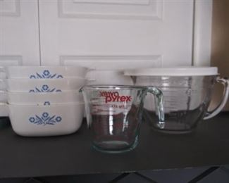Pyrex and Pampered Chef