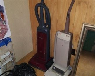 Vacuums