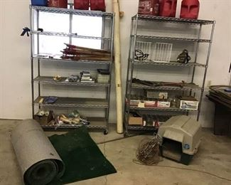 Dog Shelf
