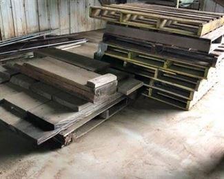 Wooden Pallets  Scrap Metal