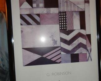 G. Robinson Gango Gallery art
