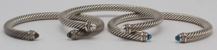 JEWELRY Collection of David Yurman Cable