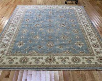 Vintage And Finely Oriental Rug