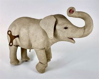 Roullet & Decamps Articulated Elephant Automaton