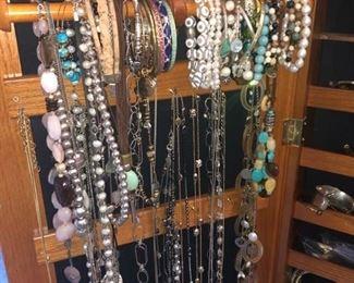 Lots of sterling Silpada jewelry