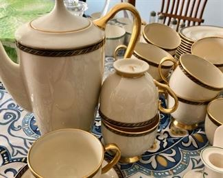 Lenox coffee set