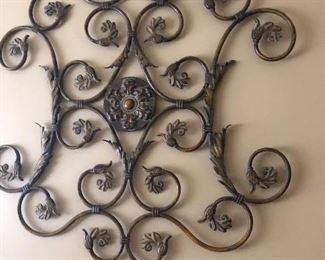 Iron artwork