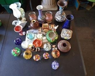 PAPERWEIGHTS-MISC
