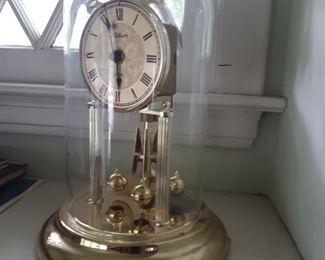 Luntz clock