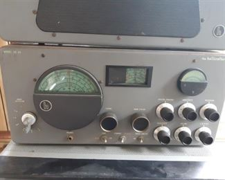 Hallicrafters, model SX 43 band selector