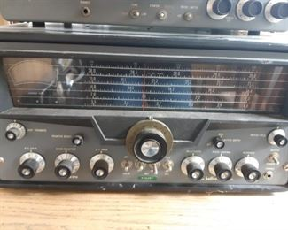 Hallicrafters, model SX - 101 a