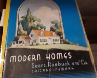Sears Roebuck house catalog